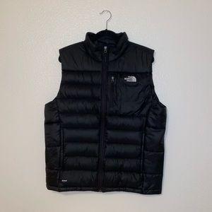 northface 550 down vest